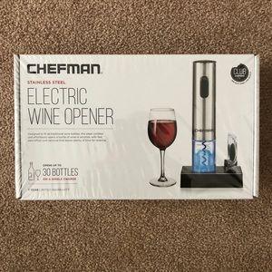 Chefman Electric Wine Opener